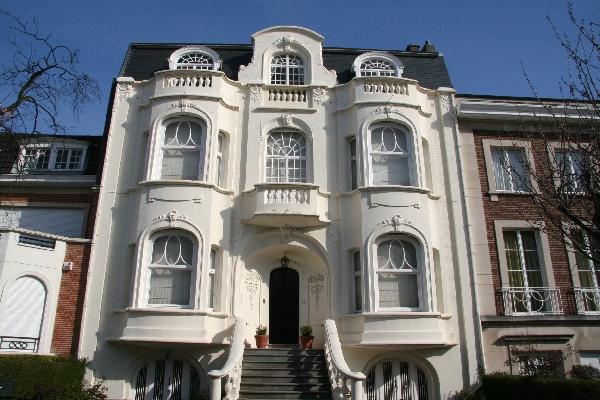 H tel de ma tre vendre woluw saint lambert for Architecture maison de maitre