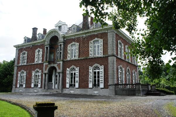 petit chateau a vendre belgique