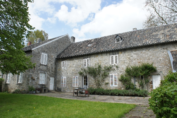 Manoir a vendre belgique hainaut for Acheter maison belgique