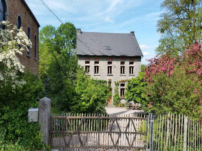 Foret a vendre condroz for Acheter maison en belgique