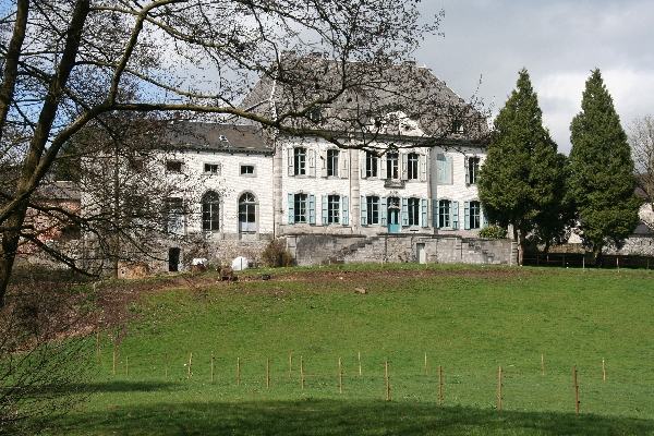 Manoir a vendre wallonie for Achat maison belgique frais